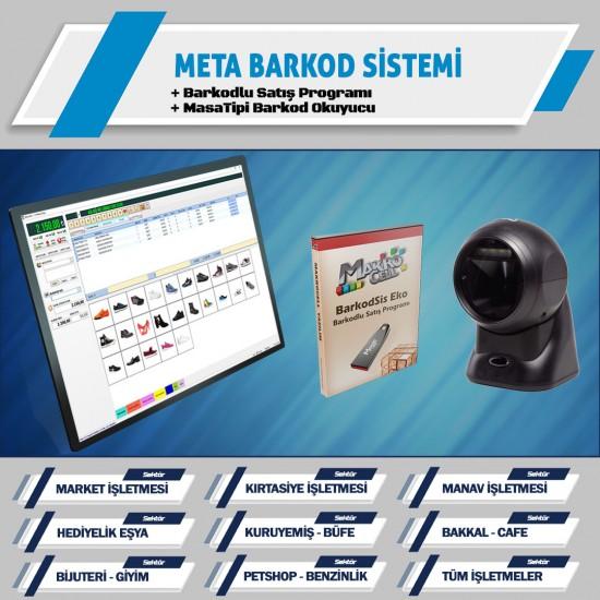 Meta Barkod Sistemi