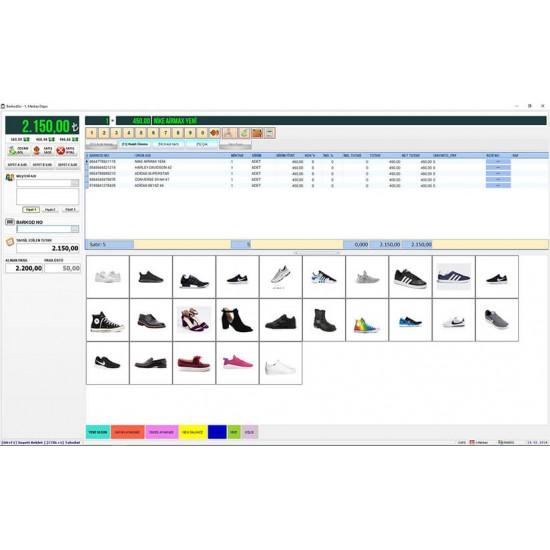 BluePos Barkod Sistemi